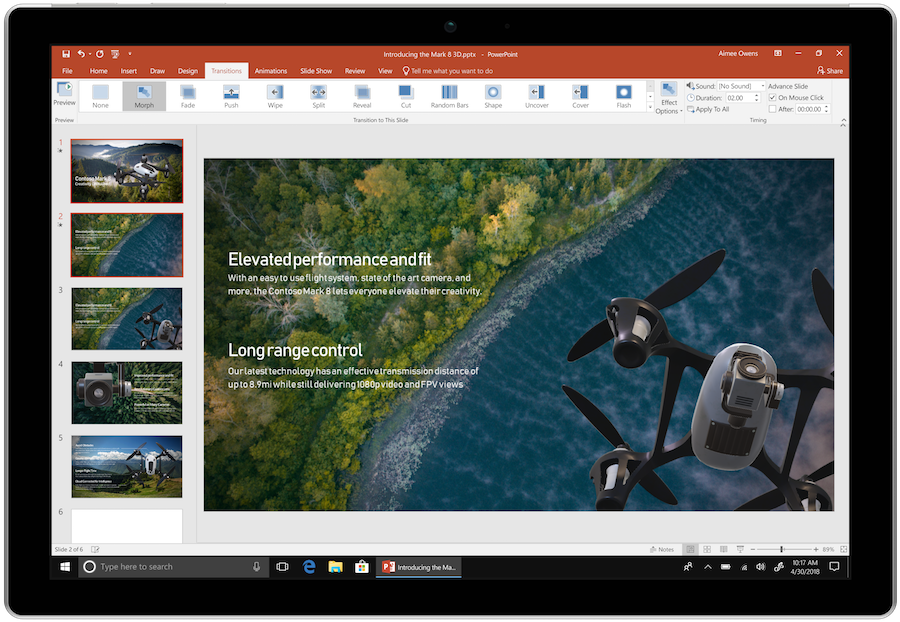 Office 2019 PowerPoint